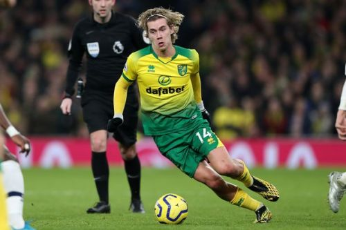 Liverpool 'lead £30million four-team transfer chase' for Norwich's Todd Cantwell
