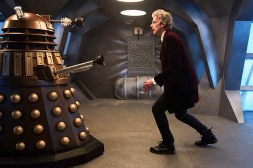 How a Doctor Who story changed from script to screen