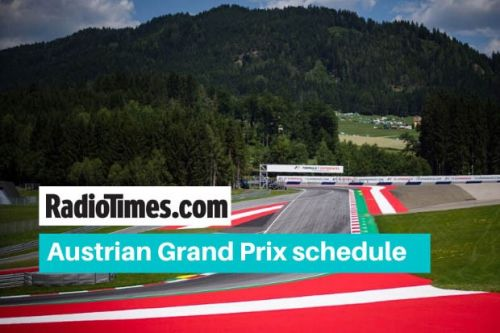 What time is the Austrian Grand Prix? Start time, TV coverage and race guide