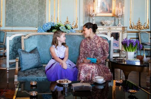 Royal style: Crown Princess Victoria