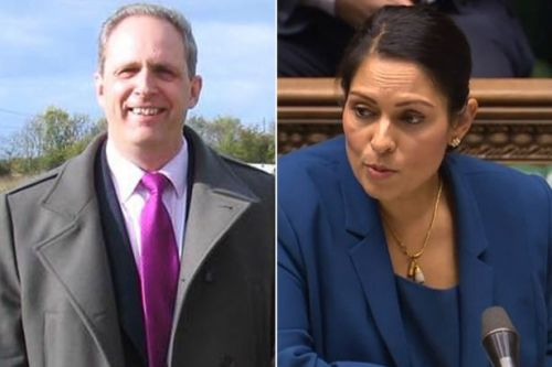 Priti Patel employs ex-Ukip aide who argued women shouldn't be frontline police