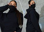 PrettyLittleThing launches hoodie with a clever built-in face mask - and it costs just £16