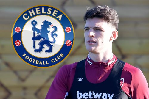 Declan Rice upset by awful referee as Chelsea lose to Arsenal