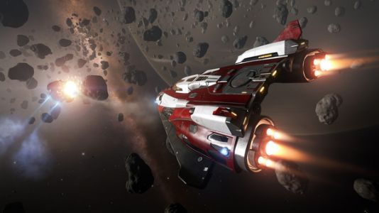 The best space games on PC