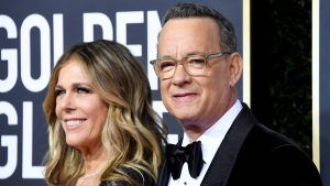 Tom Hanks has become the first awards season meme of 2020