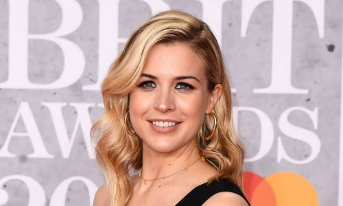 Gemma Atkinson hints that her due date is closer than we think