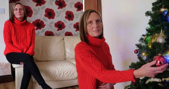 Single mum devastated after Universal Credit cuts leave her with £64 for Christmas