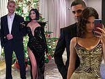 Kylie Jenner stirs the pot as she poses with Kendall Jenner's close guy friend Fai Khadra