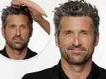 Patrick Dempsey gets a temporary makeover as wife Jillian covers up gray hair in quarantine tutorial