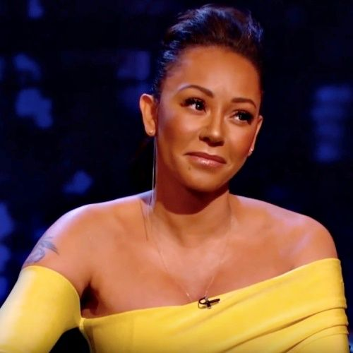 Mel B: 'Beauty comes in all shapes and sizes'