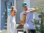Colton Underwood gets fresh air with Cassie Randolph. after making 'full recovery' from COVID-19