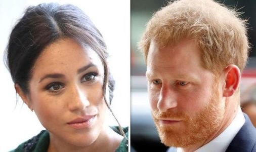 Meghan Markle in danger of 'NEGLECTING' Prince Harry after royal baby birth claims expert