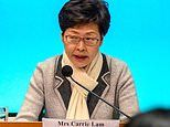 Hong Kong leader Carrie Lam freezes travel to Wuhan, shuts schools and cancels public events