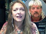 Tiger King's Carole Baskin STILL fears for her safety after Joe Exotic failed to get Trump pardon