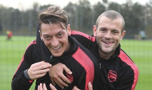 Jack Wilshere hits out at Arsenal over treatment of 'best player' Mesut Ozil