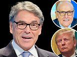 Rick Perry QUITS after revealing Trump told him to talk to Giuliani about Ukraine 'corruption'