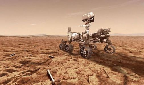 NASA's Perseverance rover creates OXYGEN on Mars - Huge step for humanity
