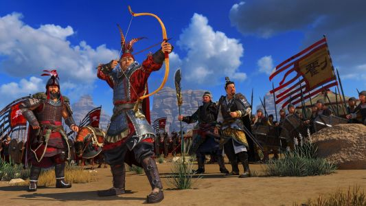 """Next major Total War: Three Kingdoms patch due """"within two months"""""""