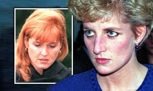 Princess Diana 'furious' and Fergie left 'distraught' after brutal royal rivalry