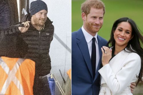 Meghan Markle 'tells pals quitting Royal Family is best thing to happen to Harry'