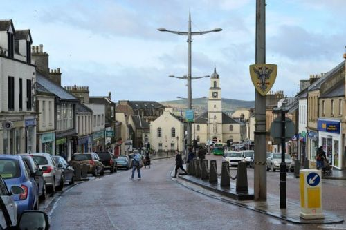 Blow for Lanark High Street as big-name shop is to close its doors