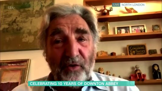 Downton Abbey's Jim Carter confirms second movie set to film next year