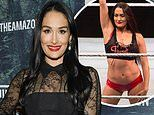 Nikki Bella said she is exploring whether she wants to have 'another baby' or return to WWE roster