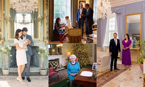 Inside the most stunning royal homes: from Prince William and Kate Middleton to Prince Harry and Meghan Markle