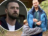 Justin Timberlake congratulates his young Palmer co-star Ryder Allen