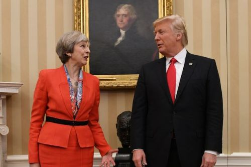 Donald Trump set for first official state visit to UK this summer