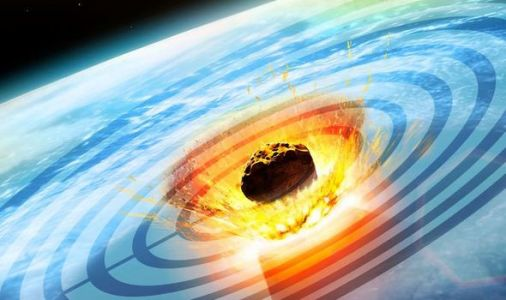Asteroid shock: Meteorite impacts triggered life on Earth