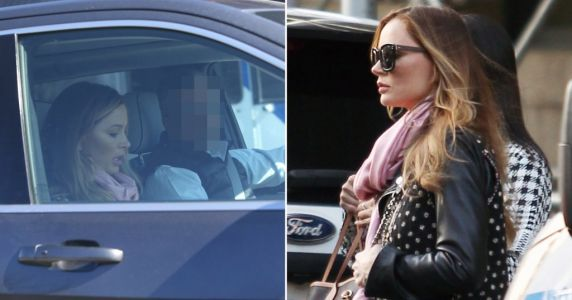 Harvey Weinstein's ex-wife Georgina Chapman seen out for first time since his sentencing