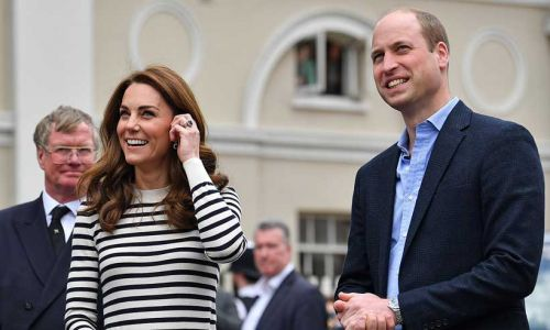 Prince William and Kate Middleton's first joint engagement for autumn revealed