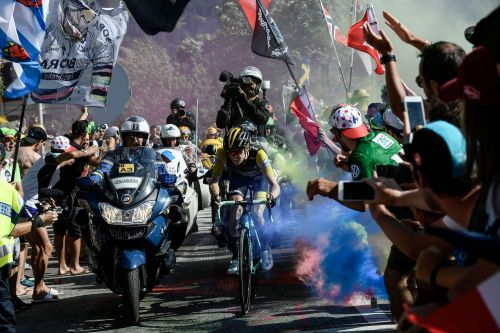 Heading to the Tour de France? Go to the mountains, eat local, and stay clear of the riders