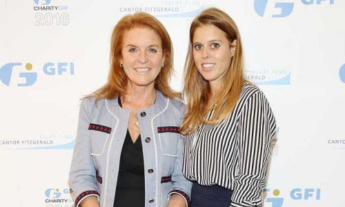 Sarah Ferguson's emotional message for Princess Beatrice on what would have been her wedding day