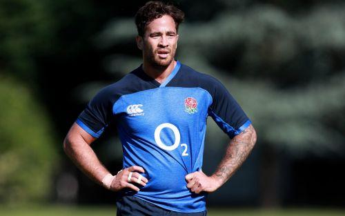 Danny Cipriani a surprise omission from England's 38-man squad for pre-Rugby World Cup camp in Italy