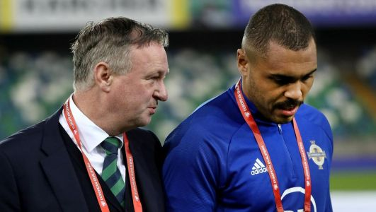Josh Magennis: Michael O'Neill's Northern Ireland departure is heartbreaking but we must accept it