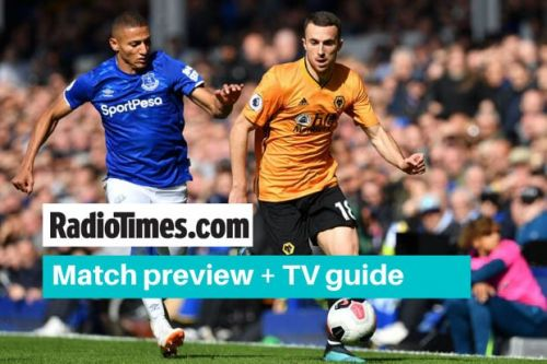 What channel is Wolves v Everton on? Kick off time, live stream and latest team news
