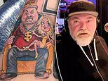 Kyle Sandilands tells a superfan to have his 'hideous' tattoo removed