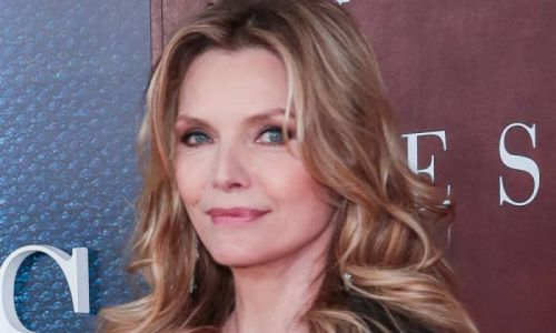 Michelle Pfeiffer posts very rare photo with stunning daughter