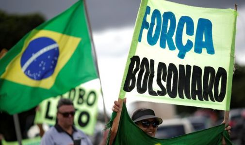 Coronavirus: Brazil president refuses to ramp up COVID-19 lockdown as Facebook pulls video