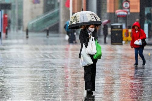 'Flaming wet' June continues with 23C highs and up to inch of rain