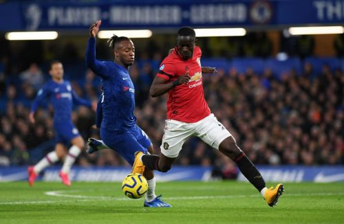 Ole Gunnar Solskjaer describes Eric Bailly as 'brave as a lion' on his Manchester United return in Chelsea win