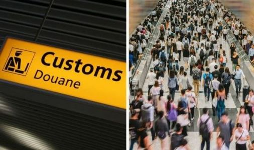New list of items you MUST declare at customs - or face possible fines or even prison