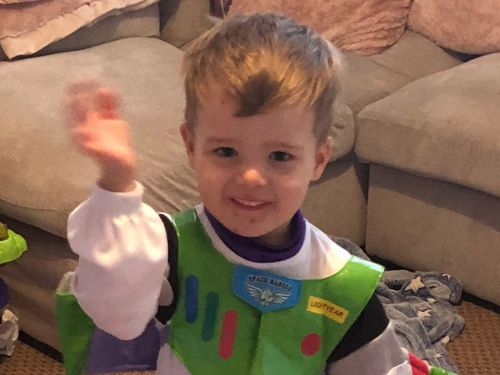 Toddler left alone for 'seconds' strangled to death by bedroom blind cord