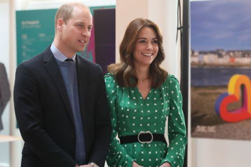 Kate Middleton and Prince William share phone call praising NHS amid coronavirus