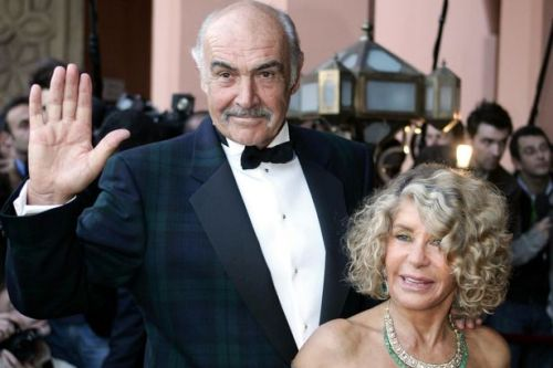 Sean Connery's intense 40-year love affair with wife Micheline Roquebrune