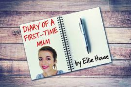 Diary of a first-time-mum: Be more than passing ships - the main resolution I hope to keep