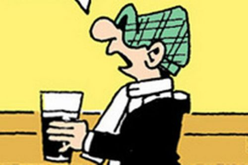 Andy Capp - 22nd November 2019