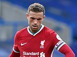 Liverpool left sweating over captain Jordan Henderson after he had a 'tight thigh' against Chelsea